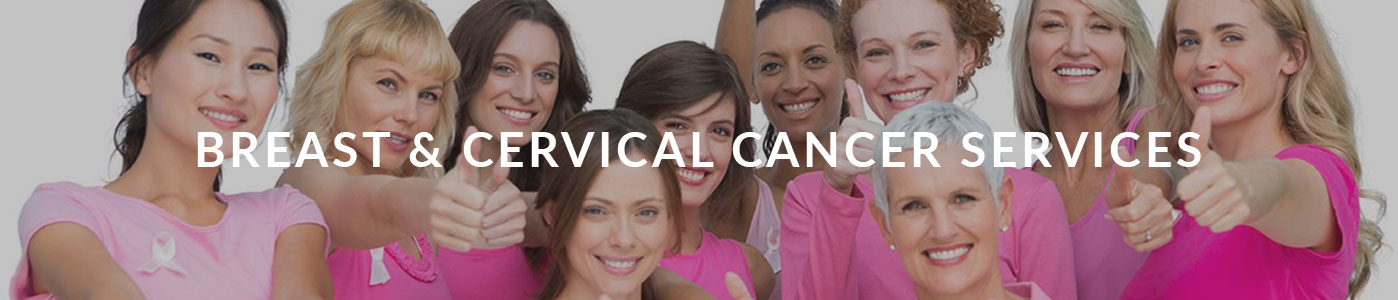 breast & cervical cancer project
